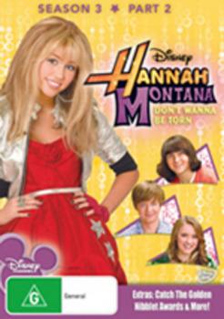 Hannah Montana - Season 3: Part 2 DVD