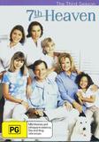 7th Heaven - Complete Season 3 (6 Disc Set) DVD