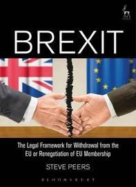 The Brexit by Steve Peers