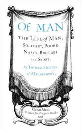 Of Man by Thomas Hobbes image