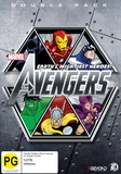 Avengers: Earth's Mightiest Heroes Double Pack DVD