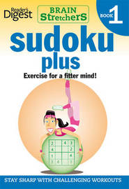 Sudoku Plus: Exercises for a Fitter Mind! by Reader's Digest image