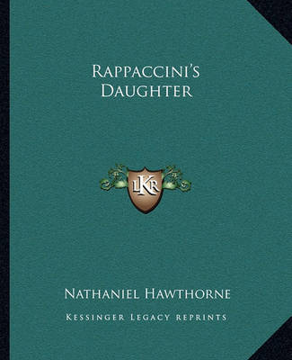 rappiccinis daughter