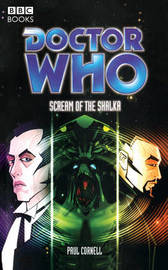 Doctor Who The Scream Of The Shalka by Paul Cornell