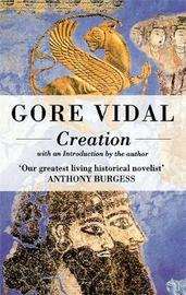 Creation by Gore Vidal image
