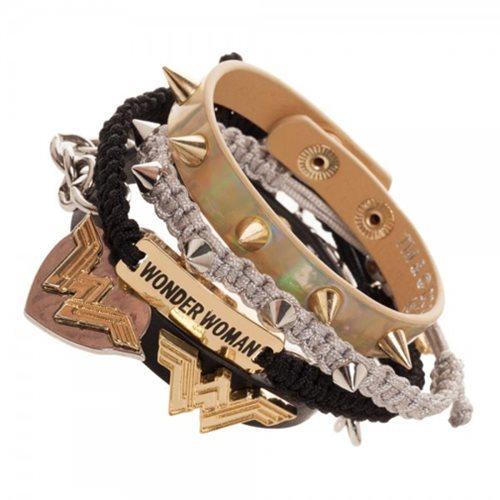 Wonder Woman - Arm Party Bracelet Set image