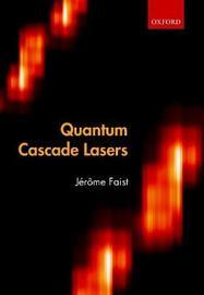 Quantum Cascade Lasers by Jerome Faist image