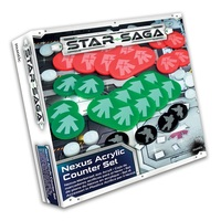 Star Saga: Nexus Acrylic Counter Set