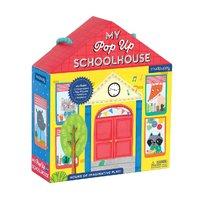 Mudpuppy: My Pop Up - Schoolhouse