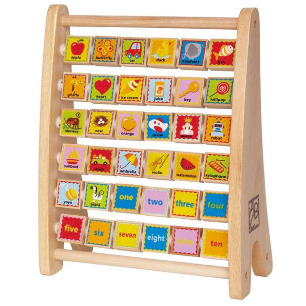 Hape: Alphabet Abacus