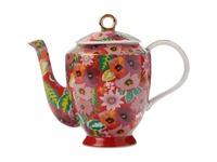 Maxwell & Williams: Teas & C's Glastonbury Teapot - Poppy (1L)