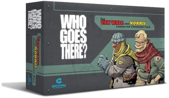 Who Goes There? - Van Wall & Norris - Character Expansion