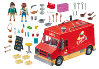 Playmobil: The Movie - Del's Food Truck (70075)