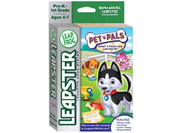 Leapfrog: Leapster Game - Pet Pals image