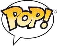 The Office - Jim Halpert (Golden Face) Pop! Vinyl Figure image