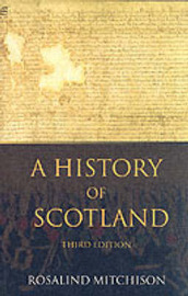 A History of Scotland by Peter Somerset Fry image
