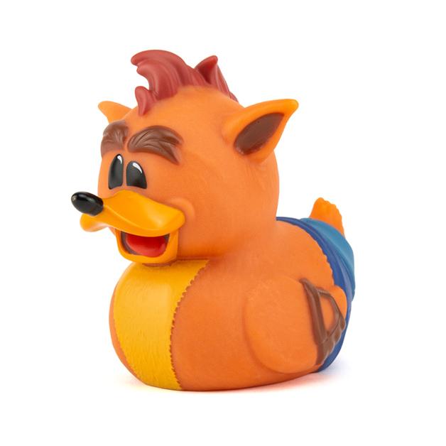 "Tubbz: Crash Bandicoot - 3"" Cosplay Duck (Crash)"