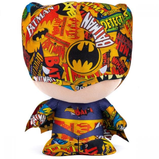 DC Comics DZNR Chibi Batman Plush - Logo (18.5cm)