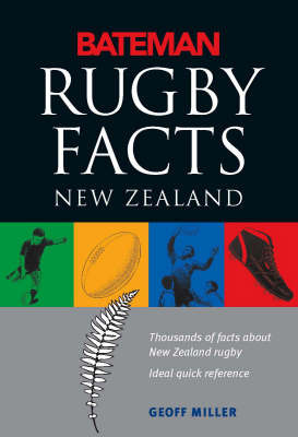 Rugby Union Facts NZ by Geoff Miller image