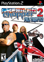 American Chopper 2: Full Throttle for PlayStation 2
