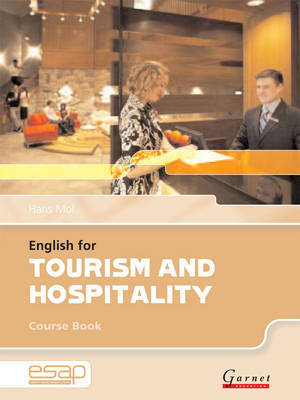 English for Tourism and Hospitality in Higher Education Studies: Course Book and Audio CDs by Hans Mol image