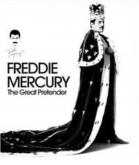 Freddie Mercury - The Great Pretender on DVD