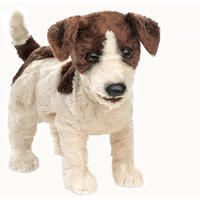 Folkmanis Hand Puppet - Jack Russell Terrier
