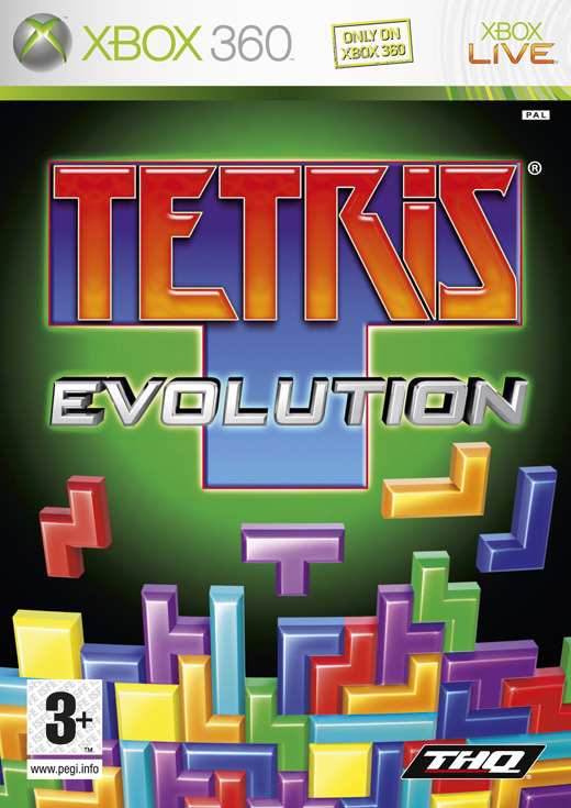 Tetris Evolution for Xbox 360
