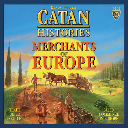 Catan: Histories - Merchants of Europe