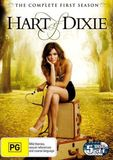 Hart of Dixie - The Complete First Season DVD