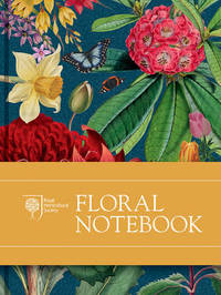 RHS Floral Notebook by Royal Horticultural Society