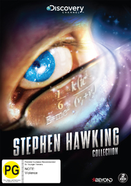Stephen Hawking Collection DVD