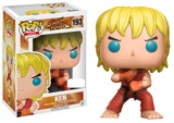 Street Fighter - Ken (Special Attack) Pop! Vinyl Figure