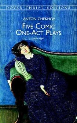 Five Comic One-Act Plays by Anton Pavlovich Chekhov image