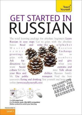 Teach Yourself Get Started in Russian by Rachel Farmer