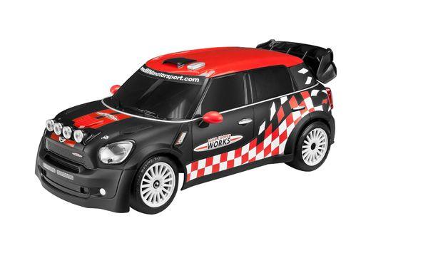 Nikko R/C 1:16 Mini Countryman WRC - 'John Cooper Works'