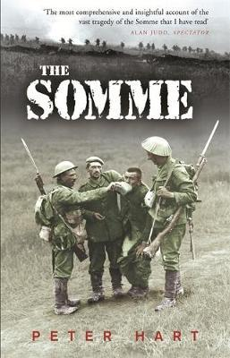 The Somme by Peter Hart image