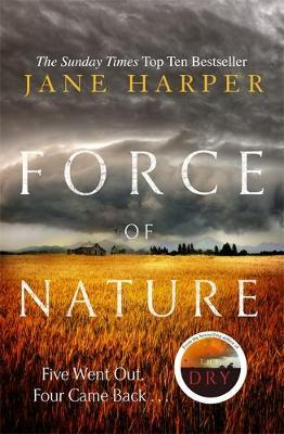 Force of Nature by Jane Harper image