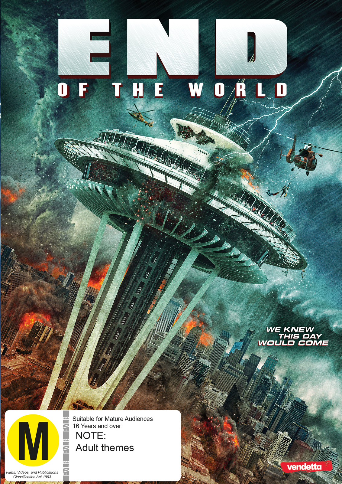 End Of the World on DVD image