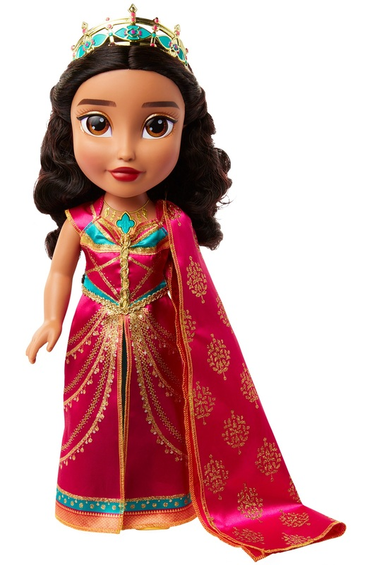 Disney's Aladdin: Princess Jasmine - Musical Singing Doll