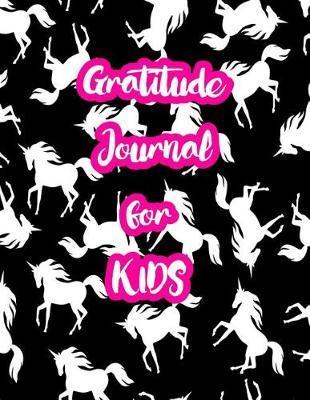 Gratitude Journal for Kids by Scarlett Owen