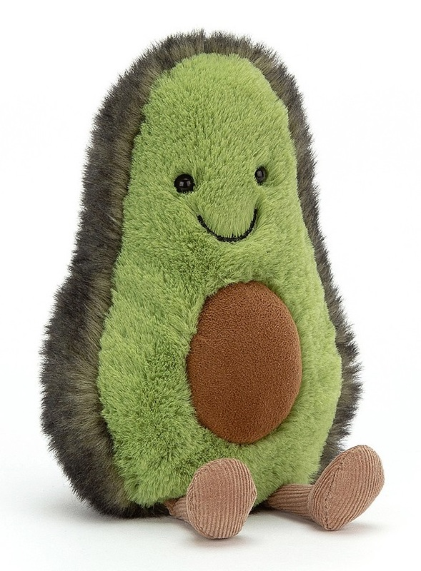 Jellycat: Amuseable Avocado - Small Plush