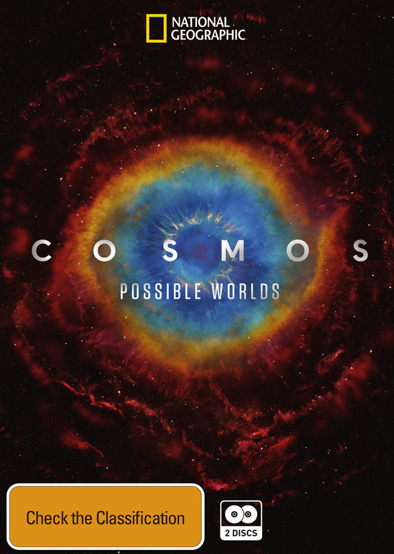 Cosmos: Possible Worlds on DVD