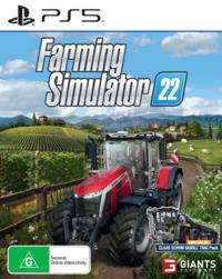 Farming Simulator 22 for PS5