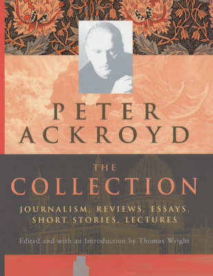 The Collection by Peter Ackroyd image