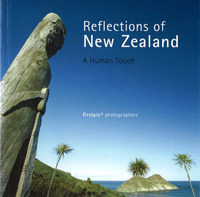 Reflections of New Zealand: A Human Touch by Sue Ferens image