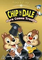 Chip N Dale - Here Comes Trouble on DVD