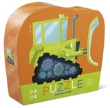 Crocodile Creek Mini Shaped Box Puzzle - Dozer