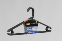 L.T. Williams - Plastic Budget Hanger - 5 Pack