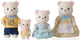 Sylvanian Families - Polar Bear Family